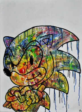 Sonic - SOLD