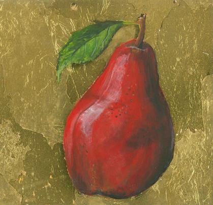 Pear - Acrylic