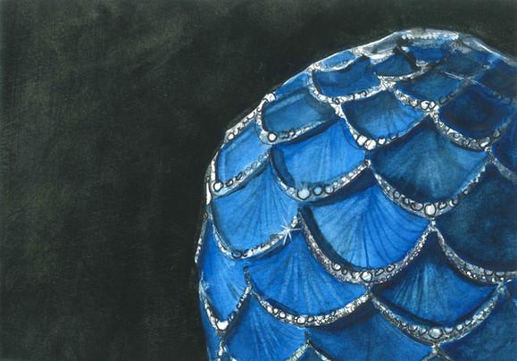 Faberge Egg - Watercolour