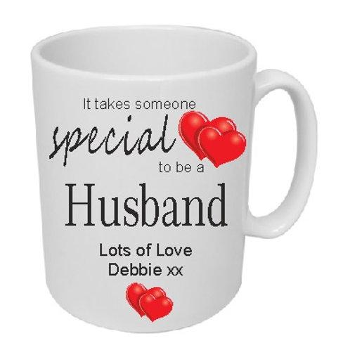 Special Husband Mug