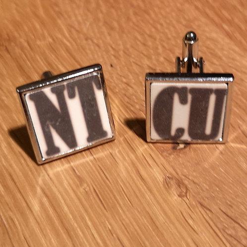 NT CU Cufflinks