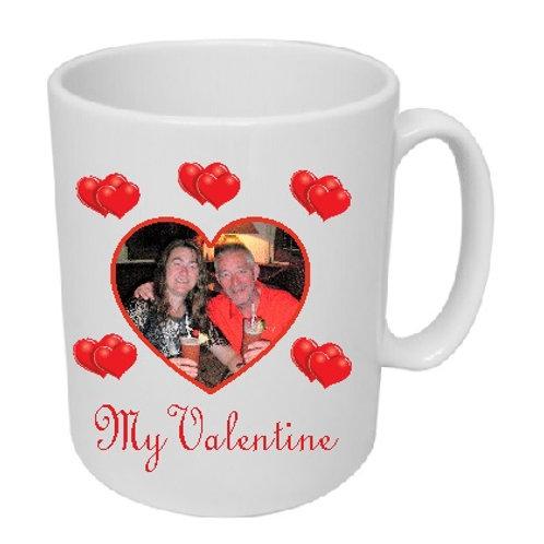 Valentines Photo Mug