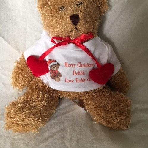 Teddy Bear Cuddly Toy