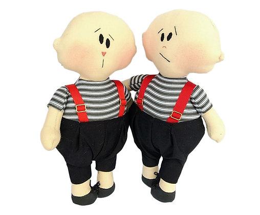 Gêmeos Tweedledee e Tweedledum