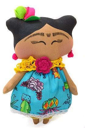 Boneca Frida Toy Mini