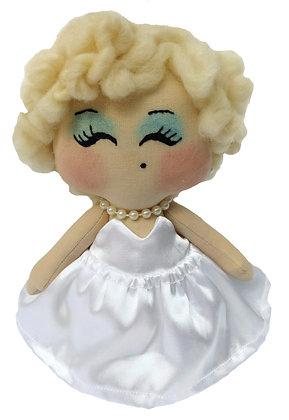 Peso para papel - Marilyn Monroe