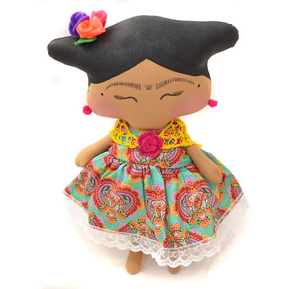 Boneca Frida Toy