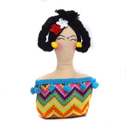 Peso para papel - Frida (TILDA)