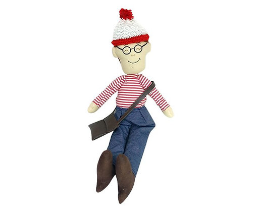 Boneco Wally (Onde está Wally?)