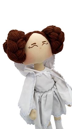 Boneca Princesa Leia