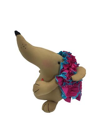 Boneco Decorativo Porco Espinho