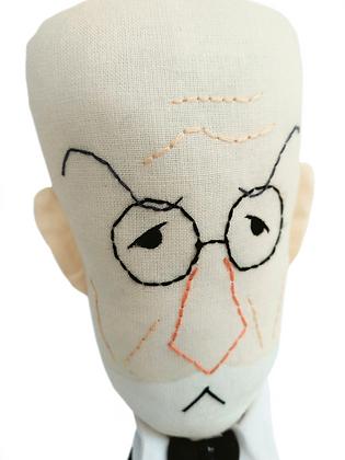 Peso para papel - Freud