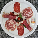 Assiette de Charcuterie Italienne