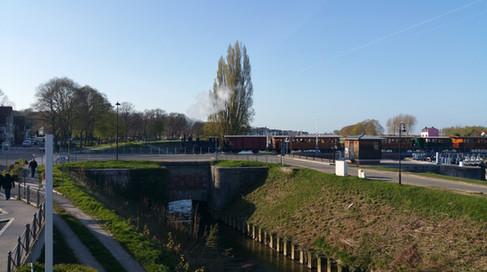 Passage du Petit train