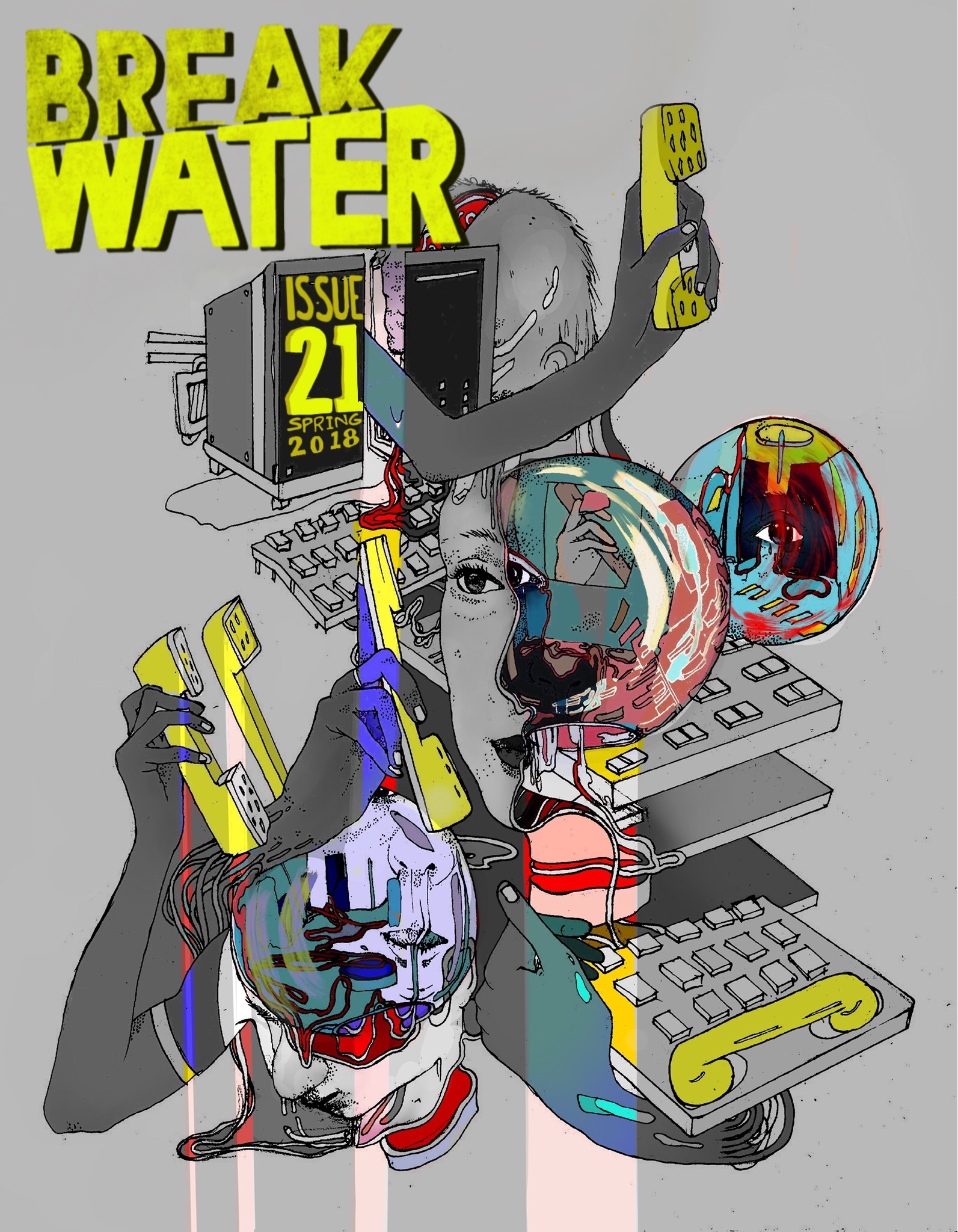 Breakwater 21 Cover