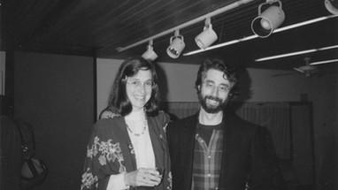 Interview: Gail Mazur & Lloyd Schwartz