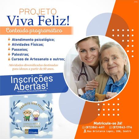 Projeto Viva Feliz!