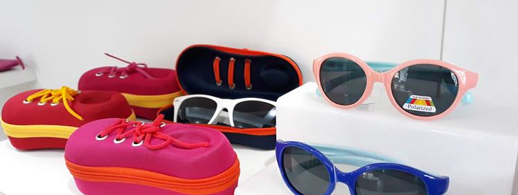 Show Room de Óculos Grupo Marino - Relgis