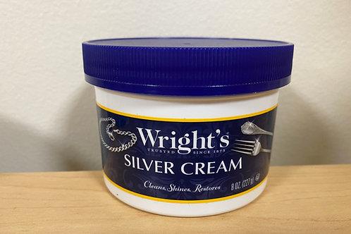 Silver polish Cream