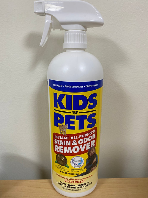 Kid N' Pets All Purpose Stain & Odor Remover