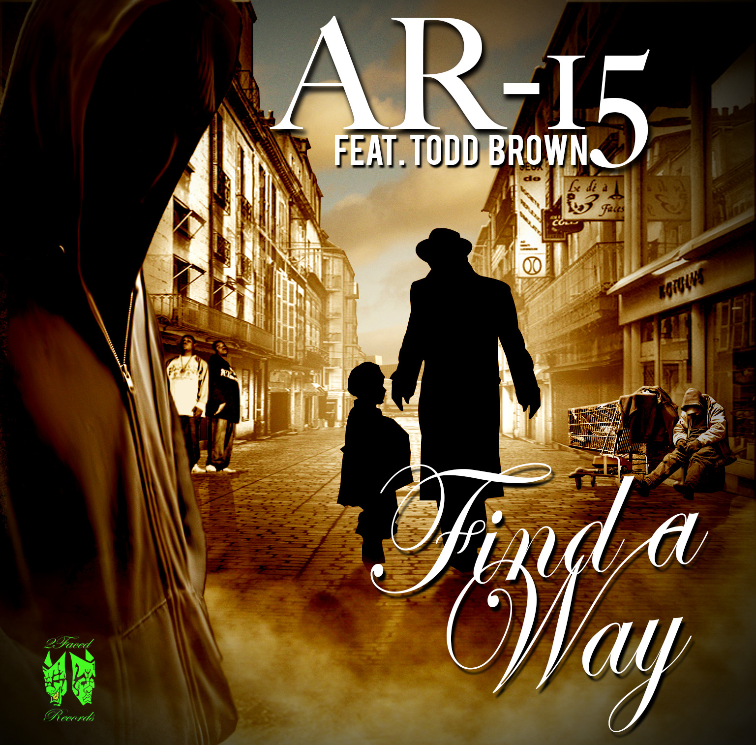 Find a Way (feat. Todd Brown)