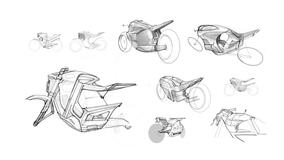 motor doodle