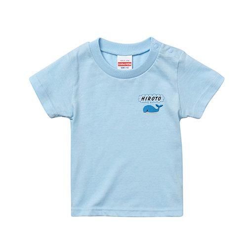 くじらTシャツ