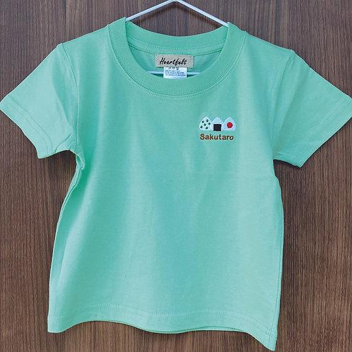 おにぎりTシャツ(メロン)