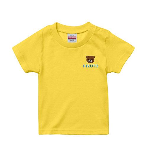 くまTシャツ