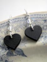 Cariad 'Love' Earrings