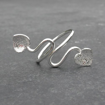 Hearts Ring (Adjustable)