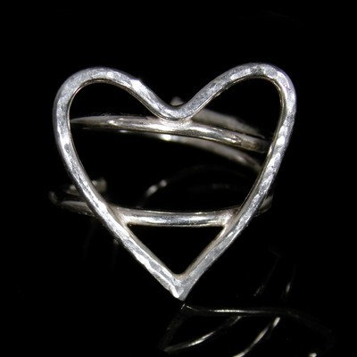 Heart Ring (Adjustable)