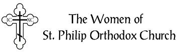 Women of St. Philip Orthodox Church-Fina