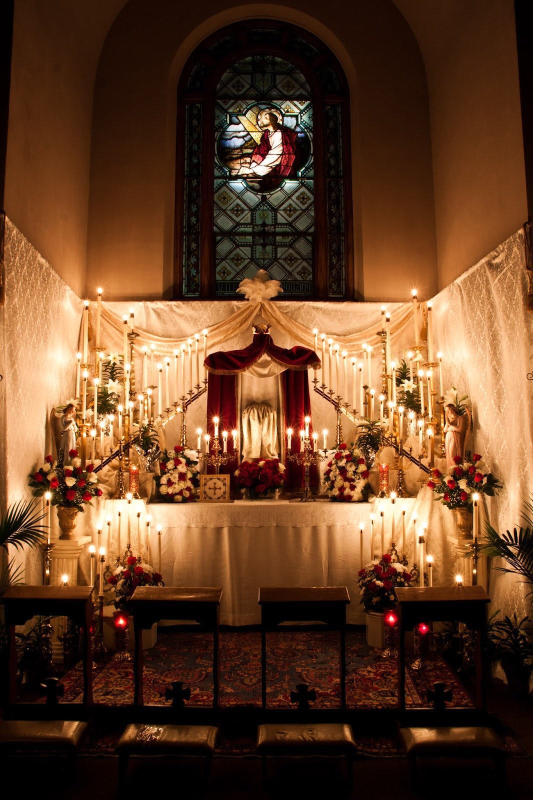 Hour of Adoration at Nashua