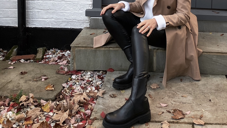 Styling your Chunky Boots
