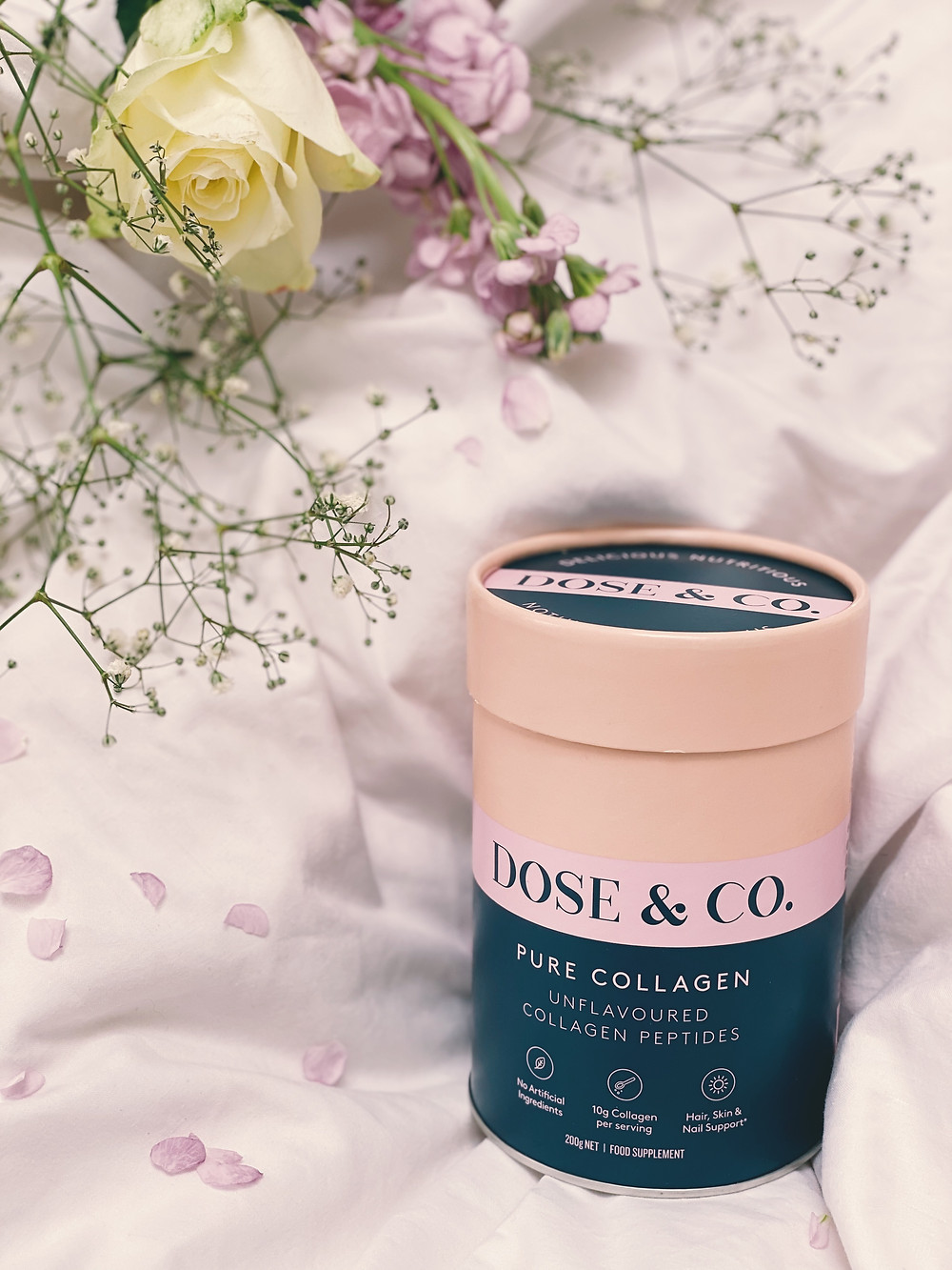 Dose & Co Pure Collagen Unflavoured