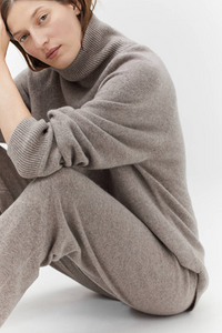 Arket Cashmere Knitted Trousers