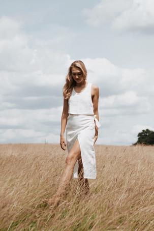 Palmier London Aiste Skirt