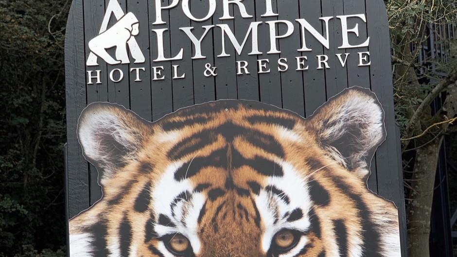 Port Lympne Hotel & Reserve Visit