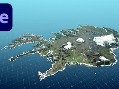 How to Turn a Google Map into a 3D Terrain Map in Adobe After Effects