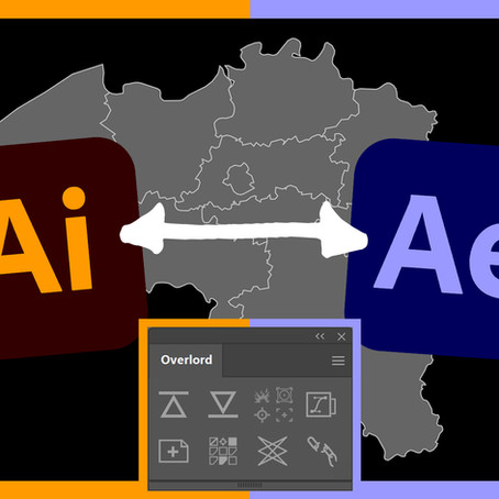 How to Import Illustrator Files into Adobe After Effects