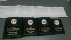 My awards 2014 Fargo ND
