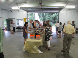 Catering at PLYC 2015