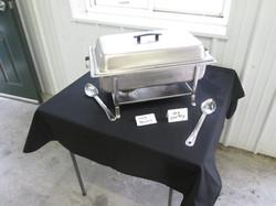 Vegetarian table Plyc