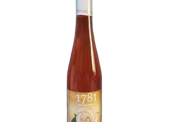1781 MOSCATO BLANC (DE-ALCOHOLIZED) DELTA-8