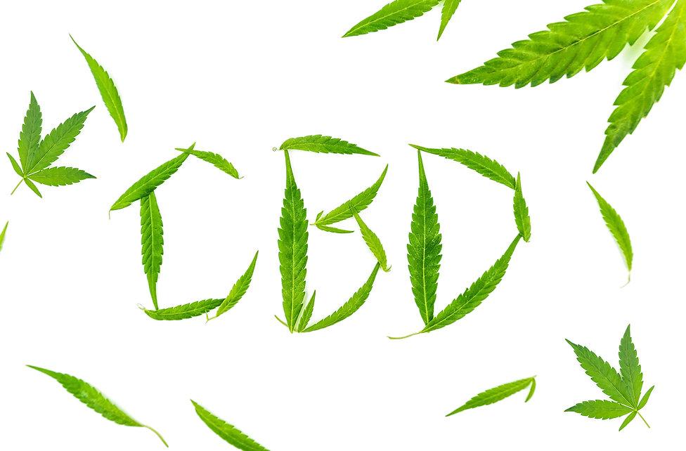 cannabis-leafs-forming-letters-cbd-MFQK6