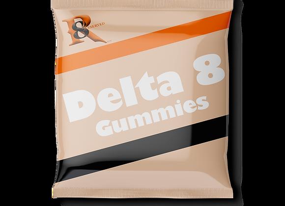 DELTA-8 GUMMIES (500MG) 10 ea. Pack