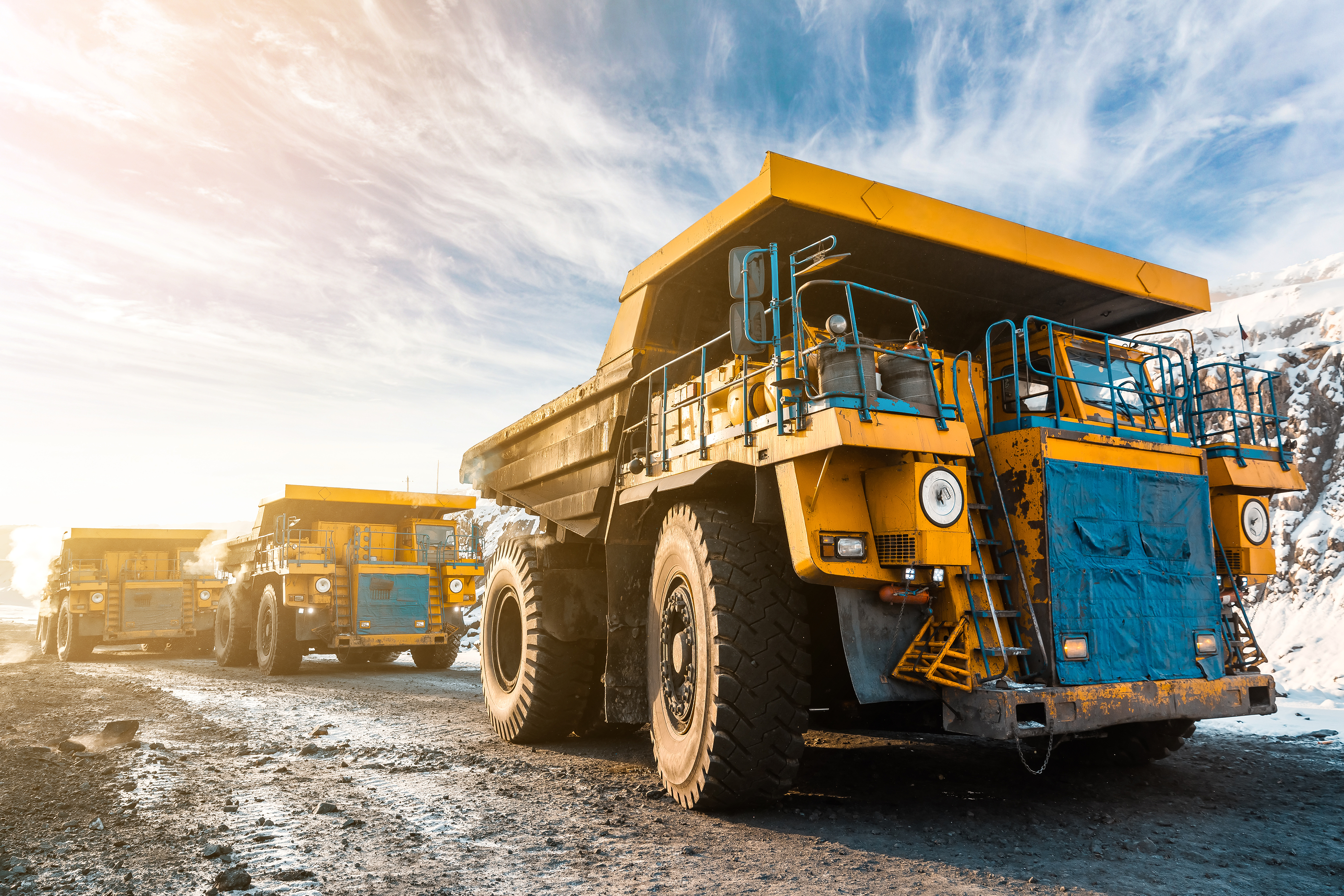 bigstock-Large-Quarry-Dump-Truck-Loadi-2