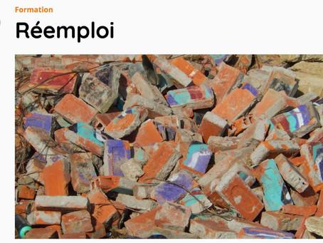 FORMATION : RÉEMPLOI