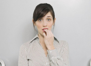 Nervous in job interviews? Who isn't. Some helpful tips successful people use to curb those nerv